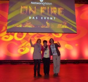 """Event von Networxvision """"On Fire"""""""